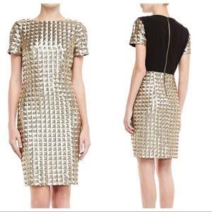 Ted Baker London Tabie Sheath Dress Size 12